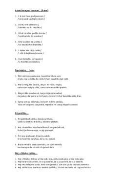 Piesne z repertoáru ŽSS PDF