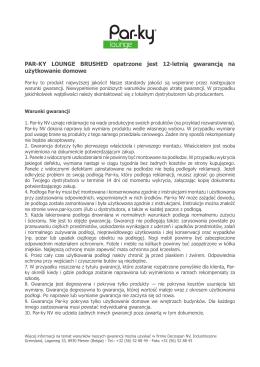 organizacja sesji i warunki zaliczenia semestru letniego
