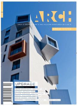 ARCH 11/13 - Petržalka City