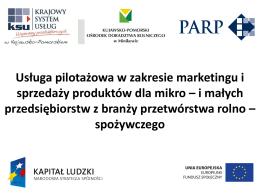 Dokument do pobrania - Urząd Marszałkowski Województwa
