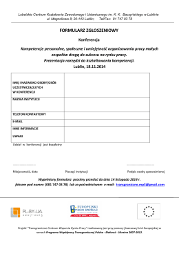 plik do pobrania pdf - Gospodarka Materiałowa i Logistyka
