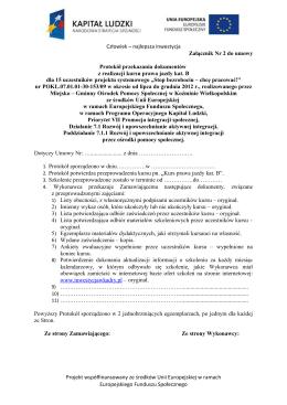 Współpraca Comarch CDN XL z systemem ECOD