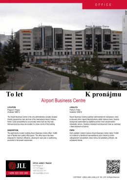 Airport Business Centre