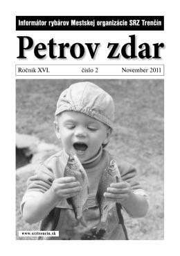 Petrov zdar 02/2011