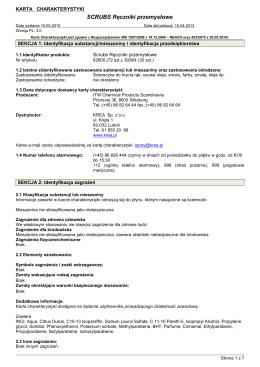 Załącznik nr 5 ZNP/13/20 szczEGóŁowY oPrs PRzEDMroTU