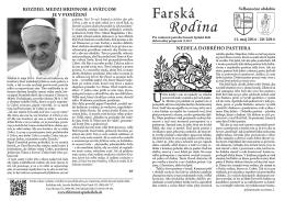 2014_20 Farska_rodina