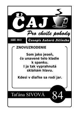 Taťána SIVOVÁ
