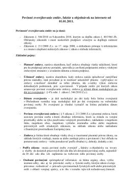 Povinné zverejňovanie zmlúv, objednávok a faktúr na internete.pdf