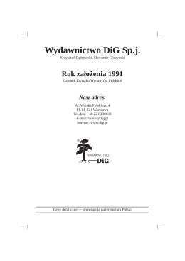 NASZ ORGANIZM - biomarine.pl