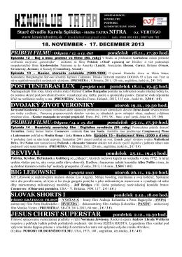 Medzinárodný festival Divadelná Nitra 2006