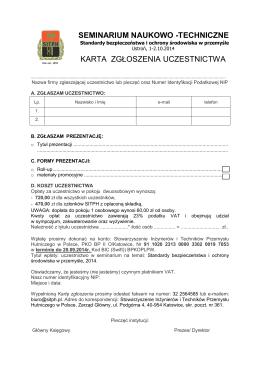 Składy Komisji Egzaminów Dyplomowych na studiach I