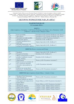 Zarządzenie nr 6-2014 Dyrektora Przedszkola nr 9 z dnia 28 lutego