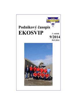 časopis_9_2014 - EKO SVIP, sro