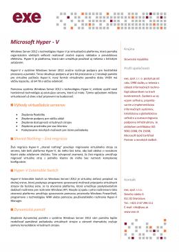 Microsoft Hyper