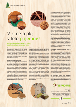 č. 5/2014 - Tepore.sk