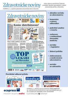 Media Kit - MAFRA Slovakia