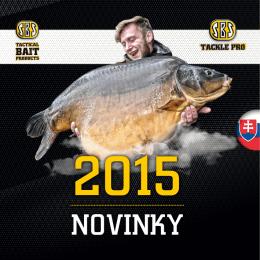 novinky - SBS Baits