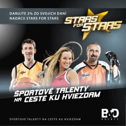 Športové talenty na ceste ku hviezdam