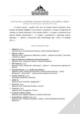 PLK dostrzegaj¹ potencja³ polskich portów Modernizacja linii
