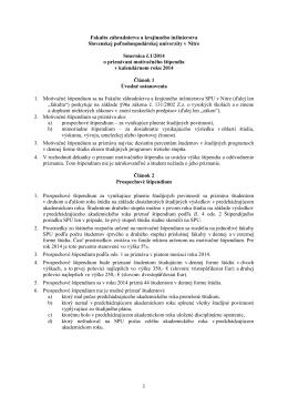 Fakulta záhradníctva a krajinného inžinierstva Slovenskej