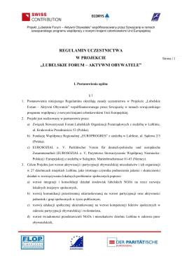 KONSPEKT ZAJĘĆ Temat: Prawa obywatela w Internecie