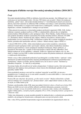 Koncepcia_DKXX - Dušan Katuščák