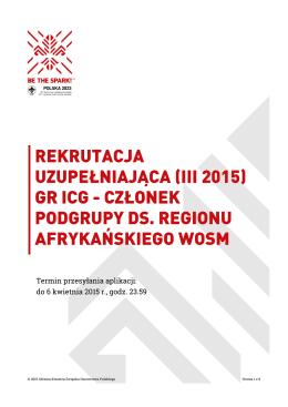 wiecj - Federacja Polonii Francuskiej