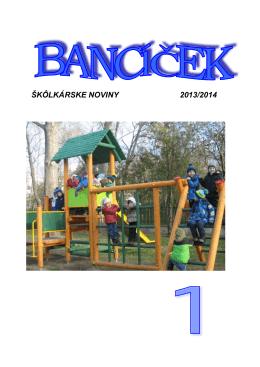 1/2013 - 2014 - nasaskolka.sk