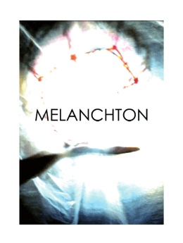 Melanchton 1/2012