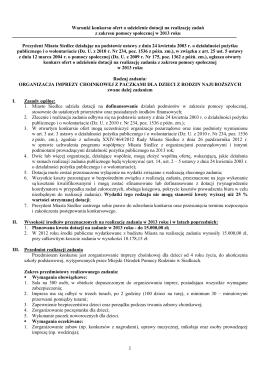 22.01.2015 r. Informacja prasowa Lampy 4concepts