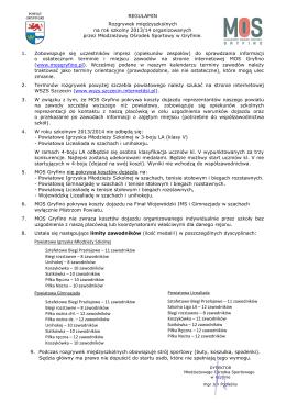 ECTS I st Biologia 2012-13.pdf - Wydział Biologii