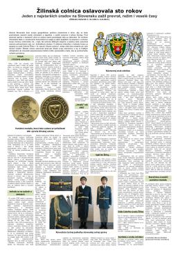 2011.7.25 - Žilinská colnica oslavovala sto rokov