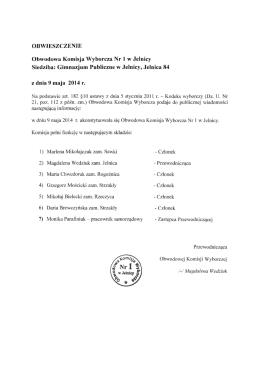 """""""Nowoczesne zarządzanie publiczne w jednostkach samorządu"""