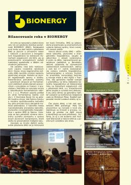 štvrťročník BVS, a. s. 4/2010