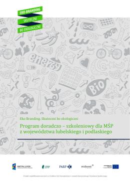 SZKOLENIE DLA WNIOSKODAWCÓW edycja 2013
