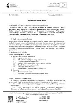 Plan zawodów II etapu IX OIG