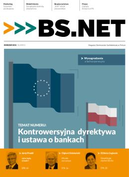 Kontrowersyjna dyrektywa i ustawa o bankach