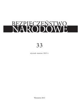 BEZPIECZEŃSTWO 33 - Biuro Bezpieczeństwa Narodowego