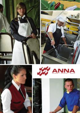 Katalog Hotelarski i Gastronimiczny - anna