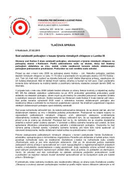 PDF, 70 KB - Poradňa pre občianske a ľudské práva