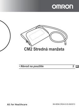 CM2 Stredná manžeta