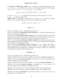 Funkcia n-premenných