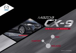 Pobierz katalog Mazda CX-9