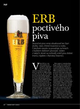 pozrieť - Pivovar ERB