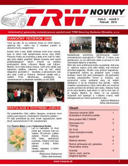 Trw noviny 8