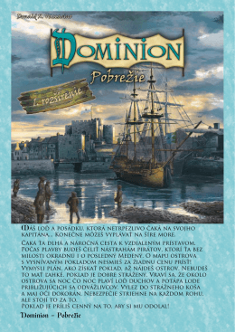 Dominion – Pobrezie