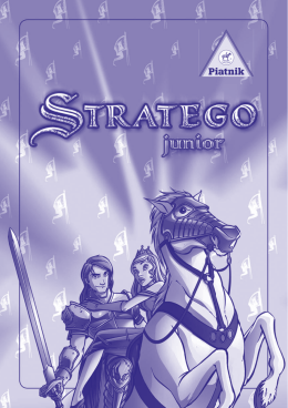 Stratego Junior szabaly.indd