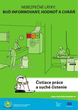 Suché čistenie - Národný inšpektorát práce