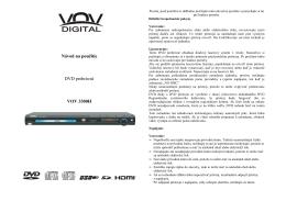 VOV 3300 H SK manual - dia