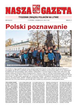 NG47 - Związek Polaków na Litwie